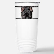 Cool French bulldog rescue Travel Mug