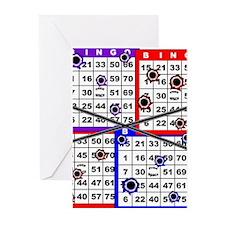 Bingo Anger Greeting Cards (Pk of 20)