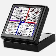 Bingo Anger Keepsake Box