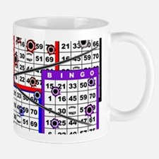 Bingo Anger Mug