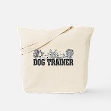 Dog Trainer Tote Bag