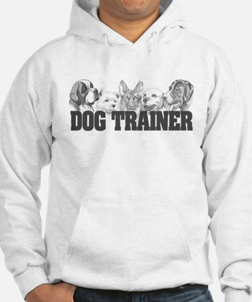 Dog Trainer Jumper Hoody