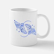 Manta Ray Spiral Mugs