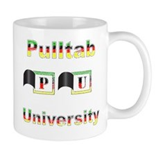 Pulltab University Mugs