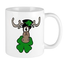 Irish Moose Mugs