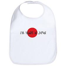 I'm huge in Japan Bib