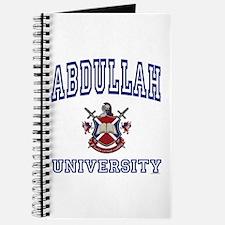 ABDULLAH University Journal