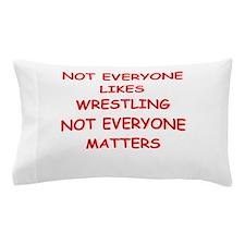 wrestling Pillow Case