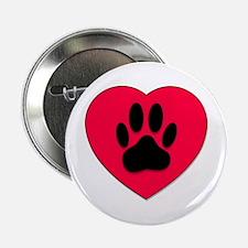 """Unique Dog 2.25"""" Button"""