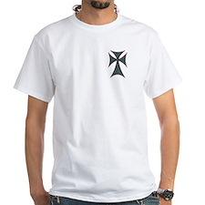 Christian Biker Chopper Cross Shirt
