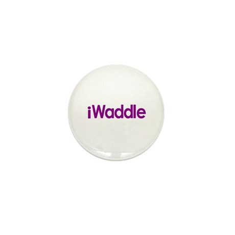 iWaddle Mini Button