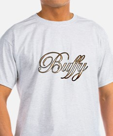 Gold Buffy T-Shirt