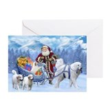 Great pyrenees Greeting Cards (20 Pack)