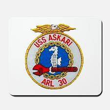 USS ASKARI Mousepad