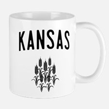 Kansas Wheat Mugs