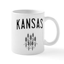 Kansas Wheat Mugs