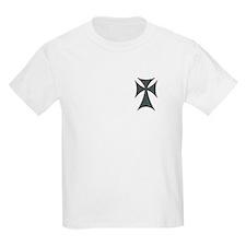 Christian Biker Chopper Cross T-Shirt