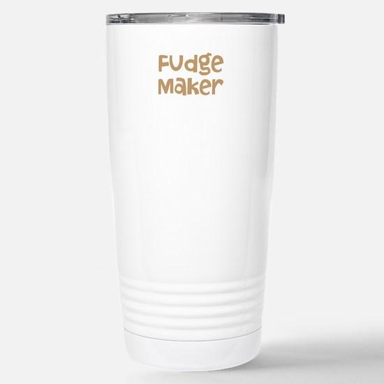 Fudge Maker Travel Mug