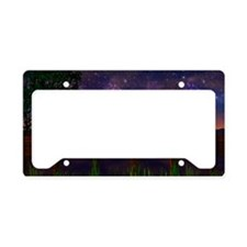 The Nightsky License Plate Holder