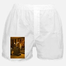 Queen Nefertitis Bust Boxer Shorts