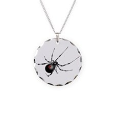 Black Widow - No Txt Necklace