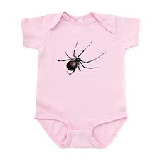 Black Widow - No Txt Infant Bodysuit