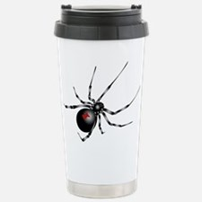 Black Widow - No Txt Stainless Steel Travel Mug
