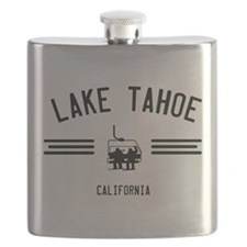 Lake Tahoe California Flask