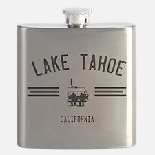 Lake Tahoe California Flask