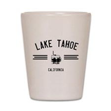 Lake Tahoe California Shot Glass