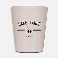 Lake Tahoe California Shot Glass