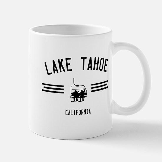 Lake Tahoe California Mugs