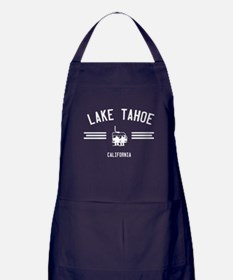 Lake Tahoe California Apron (dark)