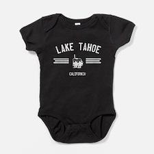 Lake Tahoe California Baby Bodysuit