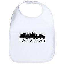 Las Vegas Silhouette Bib