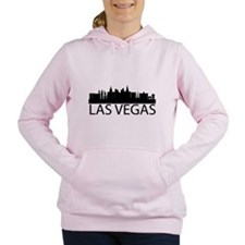 Las Vegas Silhouette Women's Hooded Sweatshirt