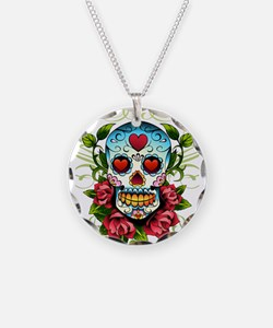 SugarSkull1 Necklace