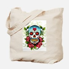 SugarSkull1 Tote Bag