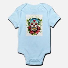 SugarSkull1 Body Suit