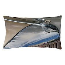 Bentley hood and badge  Pillow Case