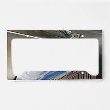 Bentley hood and badge  License Plate Holder
