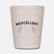 Mexcellent Shot Glass