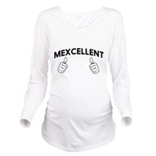 Mexcellent Long Sleeve Maternity T-Shirt