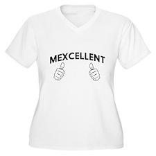Mexcellent Plus Size T-Shirt