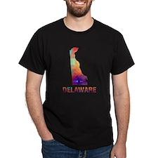 DELAWARE MAP T-Shirt