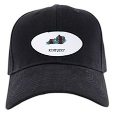 Unique Kentucky Baseball Hat