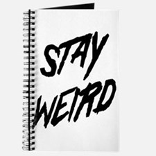 Stay Weird Journal