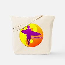 Teahupoo Tote Bag