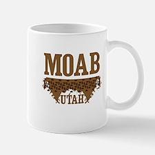 Moab Utah Dirt Mugs