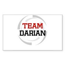 Darian Rectangle Decal